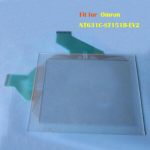 NT31CST141EV2 Touch Panel Glass with Protective Film for Omron NT31C-ST141-EV2