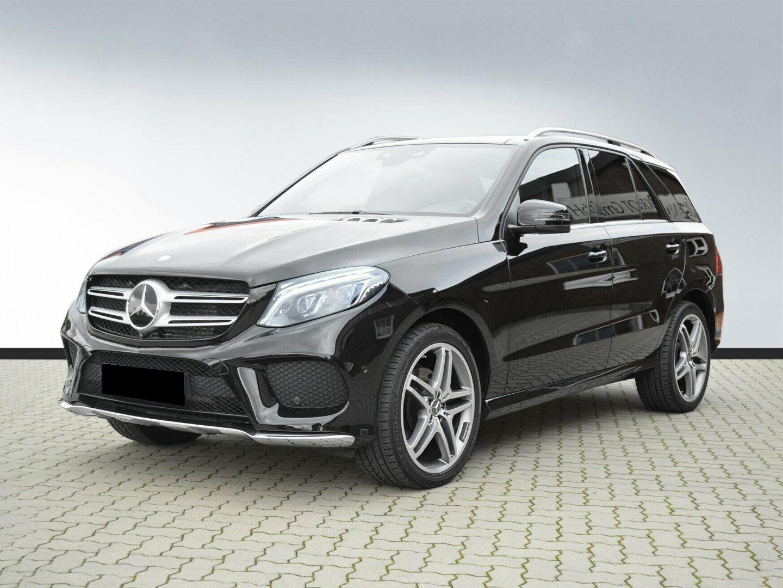 Mercedes GLE350 d 3,0 AMG Line aut. 4-M 5d - 4.795 kr.