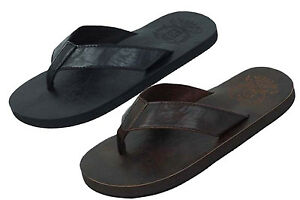 Men-039-s-Sandals-Flip-Flops-Slippers-Beach-Pool-Thongs-Casual-Summer-Slip-On-Sizes