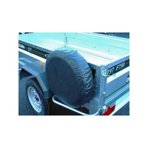 Maypole Trailer Spare Wheel Cover - For 8 Diameter Wheels - Camping - 94708