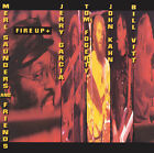 Fire Up+ by Merl Saunders/Merl Saunders & Friends (CD, Oct-1992, Fantasy)