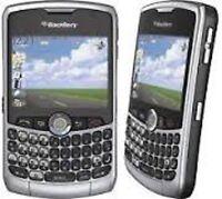 Blackberry 8300 Curve Smartphone (Unlocked) Sliver New QWERTY GSM Global