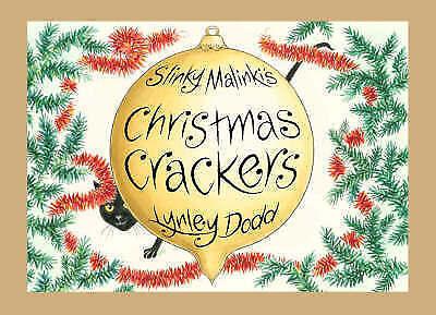 Slinky Malinki's Christmas Crackers-ExLibrary