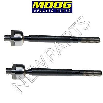For Toyora RAV 4 06-10 Pair Set of 2 Front Inner Steering Tie Rod Ends Link Moog
