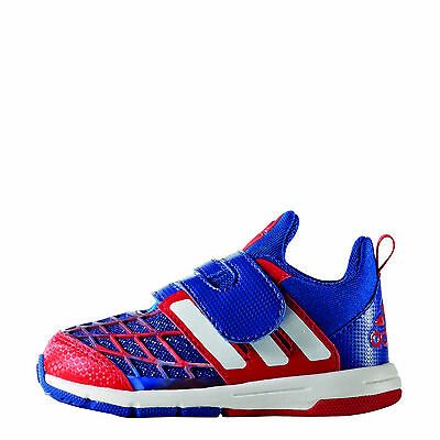 Details zu Adidas Marvel Spider Man, Kinderschuhe, Babyschuhe, Kinder Schuhe, AQ3781 C1
