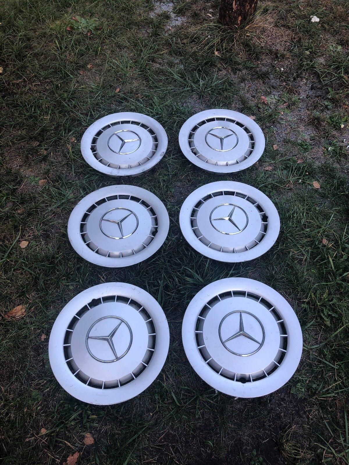 Mercedes Mercedes Mercedes Benz Radkappen  | Verwendet in der Haltbarkeit  890551