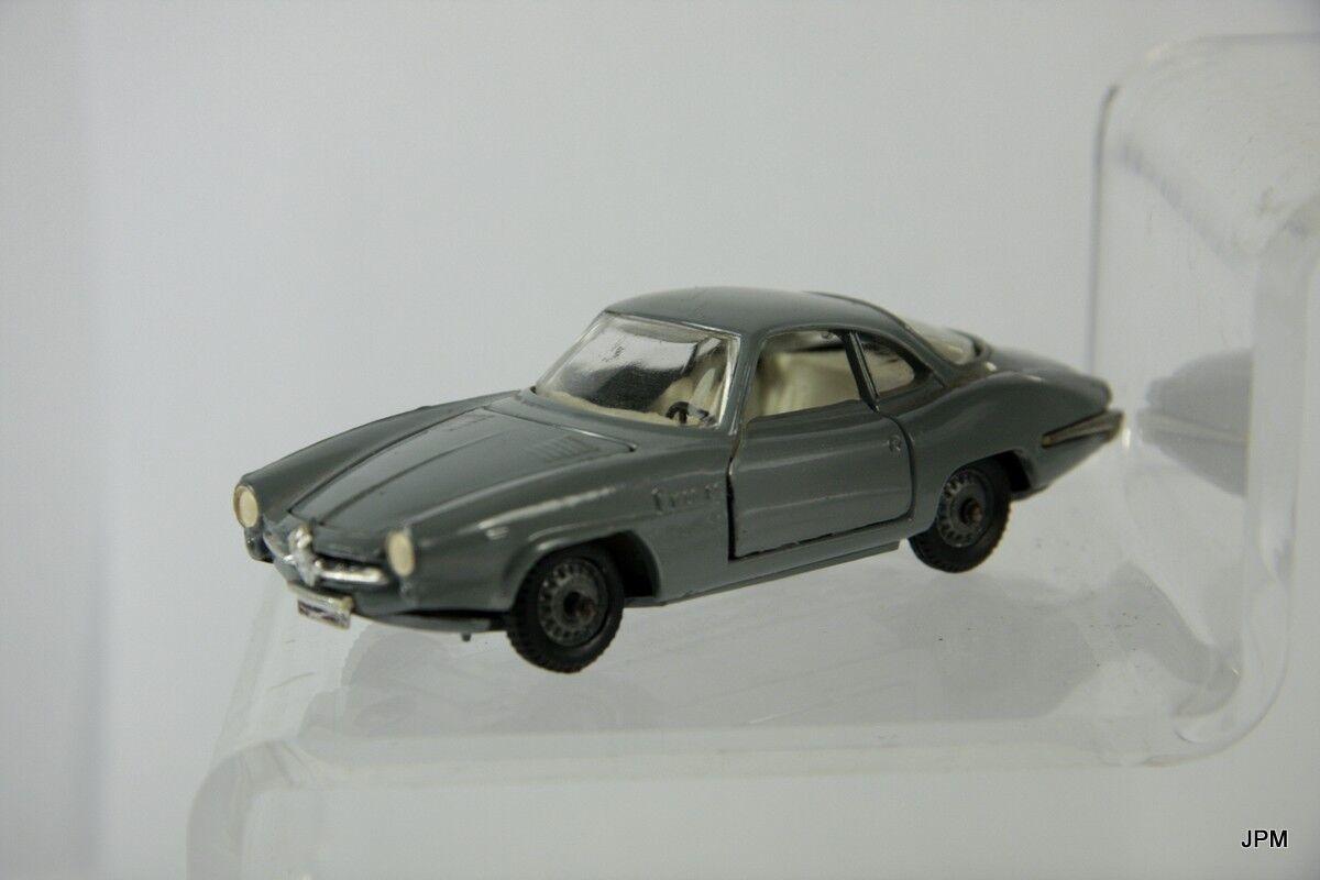 Alfa romeo  giulia ss  bertone druckguss politoys keine dinky aus russischen 1962 cccp