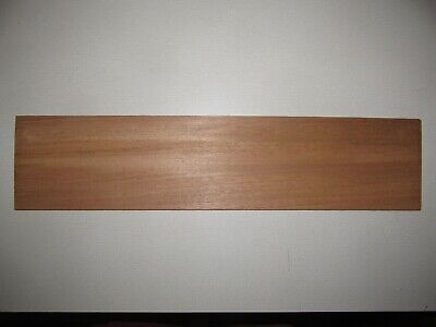 "Spanish Cedar Lumber  9/"" X 48/"" X 1//4/""  planed 4 sides"