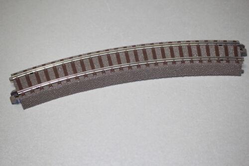 Trix 62130 Gleisstück gebogen R1 C-Gleis Spur H0