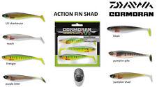 Cormoran Premium Shad Action Fin Shad Crazy Fin Shad versch Größen und Farben