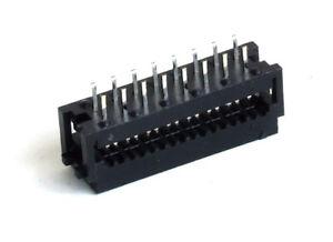 Das Bild Wird Geladen Robinson Nugent 16 Pin Double Row IDC To