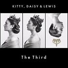 Kitty Daisy and Lewis Third LP 13 Track Limited Edition Heavtweight White Vinyl
