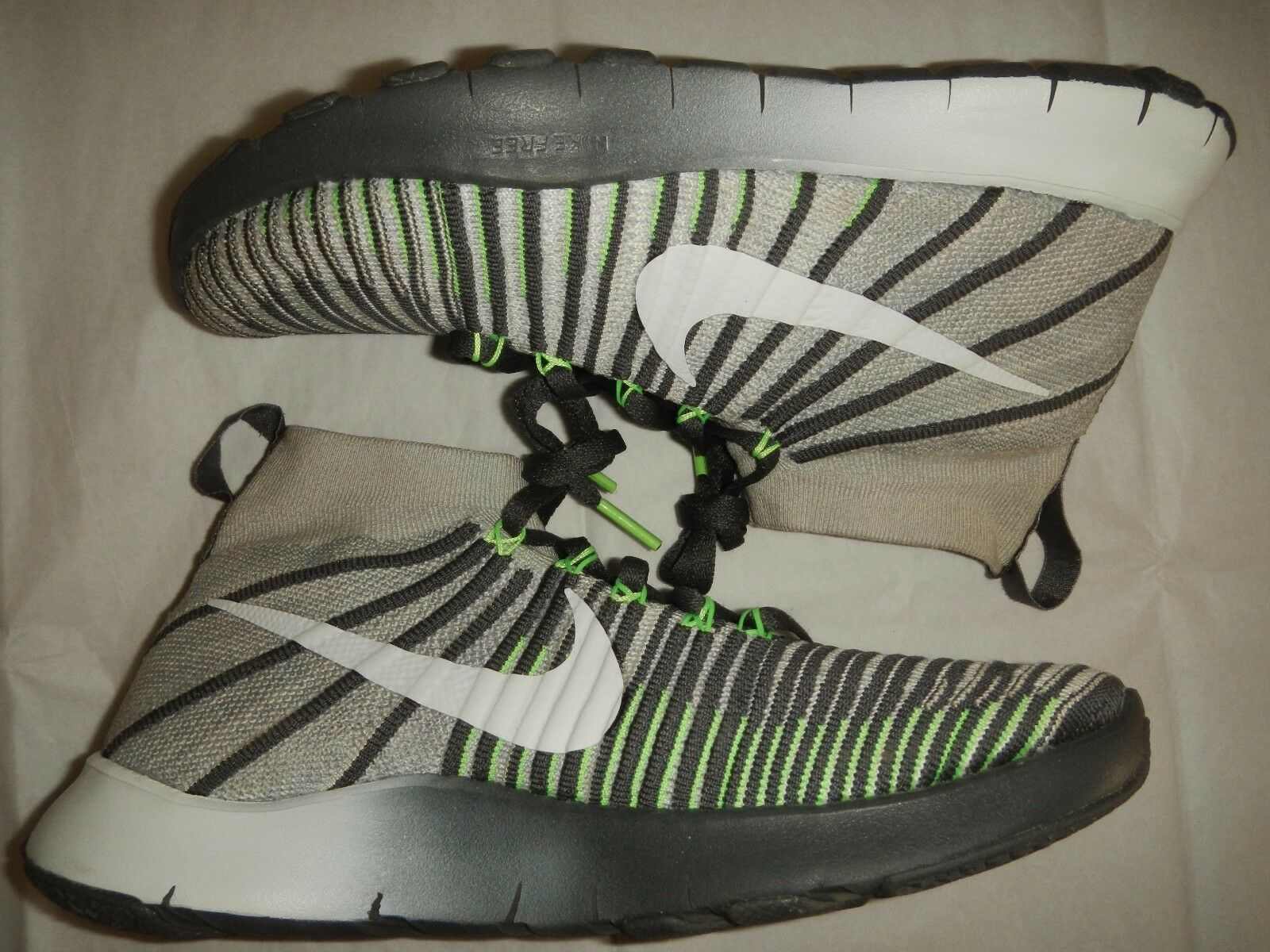 NIKE FREE TRAIN FORCE FLYKNIT TRAINING, TRAINING, TRAINING, STYLE 833275 110 , Größe 7, NEW 53709d