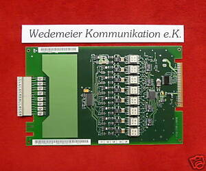 Siemens-Baugruppe-SLU8-SLU-8-fuer-Hicom-Hipath-gebraucht