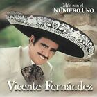 Mas Con el Numero Uno by Vicente Fern ndez (CD, Jul-2001, Sony Music Distribution (USA))