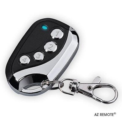 3 x Télécommande Universelle Az Remote 433.92Mhz Portail Garage Alarme Neuf