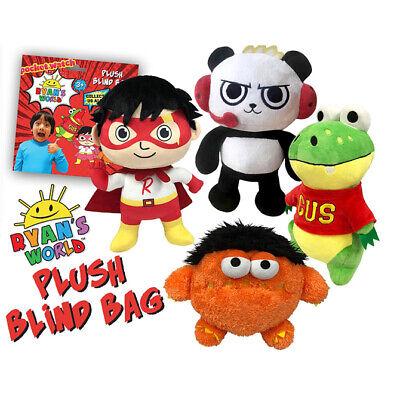 New Sealed Moe about 12/'/' Gus Panda Ryan/'s World Mystery Blind Bag Plush
