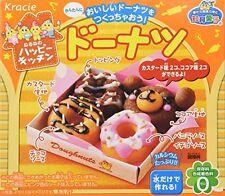 NEW Japan Donuts Decoration Kit Popin Cookin DIY Candy Kracie Happy Kitchen USA