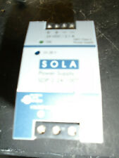 Sola Sdp 2 24 100t Dc Power Supply 24 28 Vdc 21 Amp 43 67 Hz Free Shipping