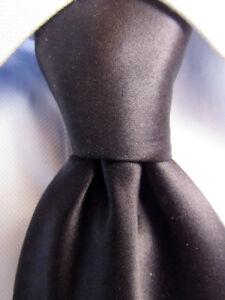 Men-039-s-Blacker-by-Stainley-Blacker-Black-Silk-Tie-A27912