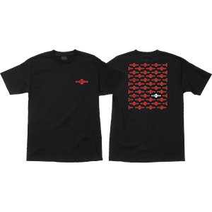 Independent Baker 4 Life T-Shirt Black
