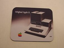 Apple Computer Logo Apple II Anniversary Mouse Pad