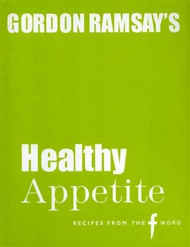 1 of 1 - Gordon Ramsay's Healthy Appetite by Gordon Ramsay 1844006360 The Cheap Fast Free