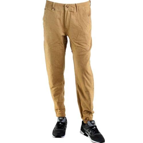 Publier Antonello Twill Pantalon de survêtement kaki