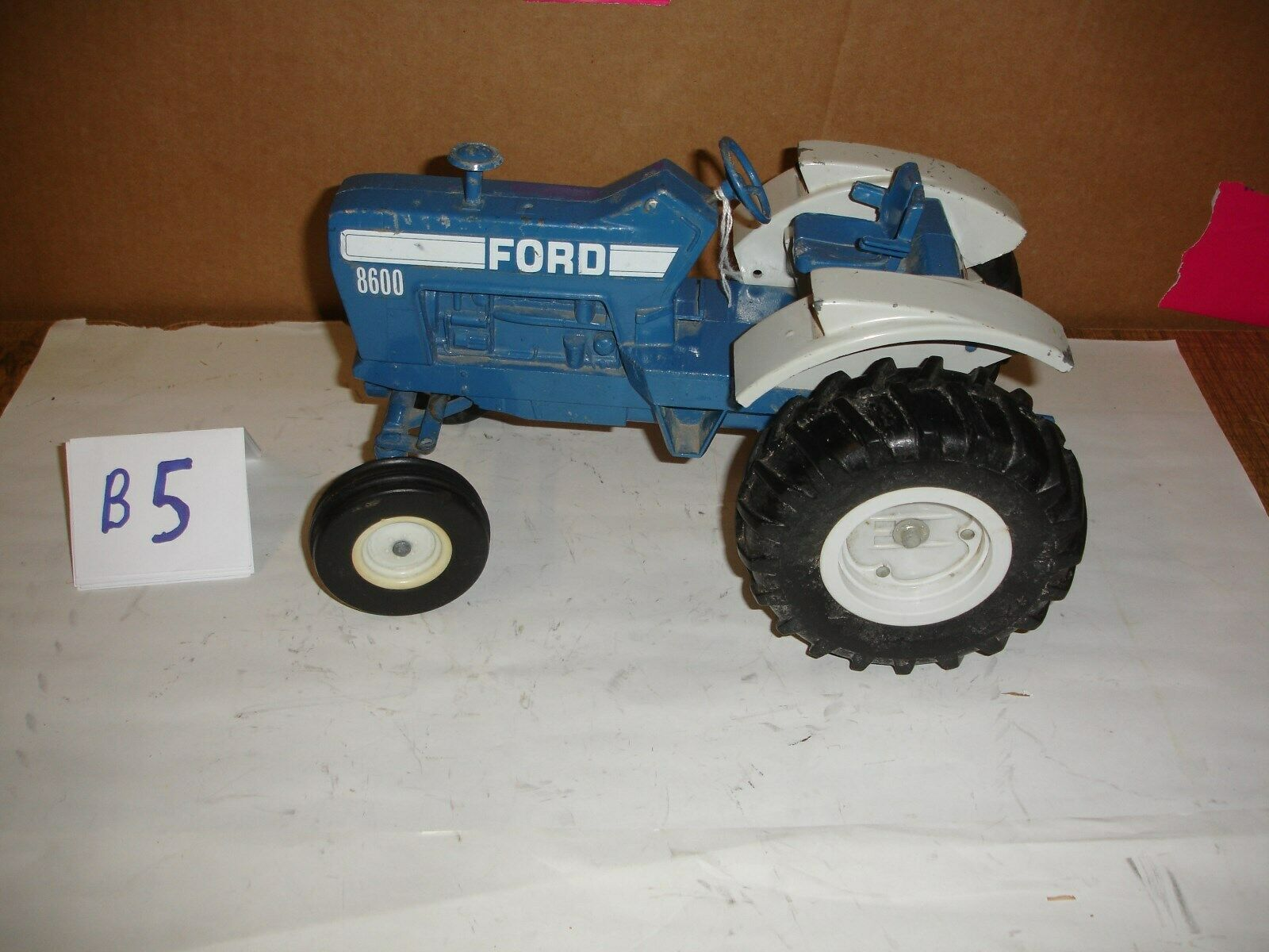 1 12 ford 8600 with 3 point
