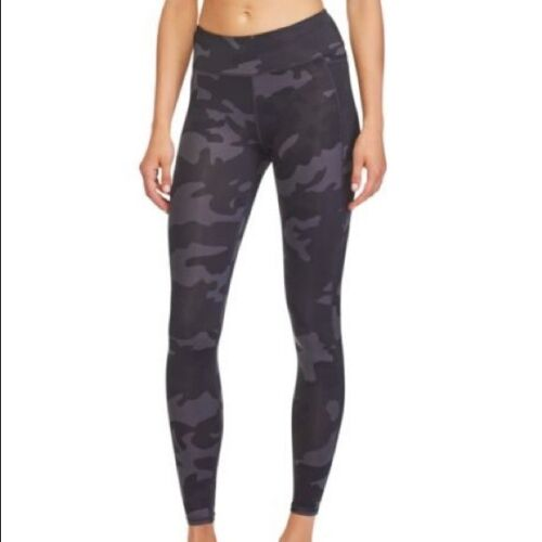 Yoga Da Pantaloni Ralph Lauren Con Nuovo Stampa Donna Leggings Polo Camo Nero vawCTqUxT