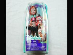 Enchantimals, Tanzie Tiger Doll and Tuff Figure