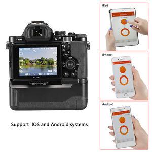 APP-Smartphone-Bluetooth-Minuterie-Declencheur-Grip-Batterie-pour-Sony-A7-A7R-A7S