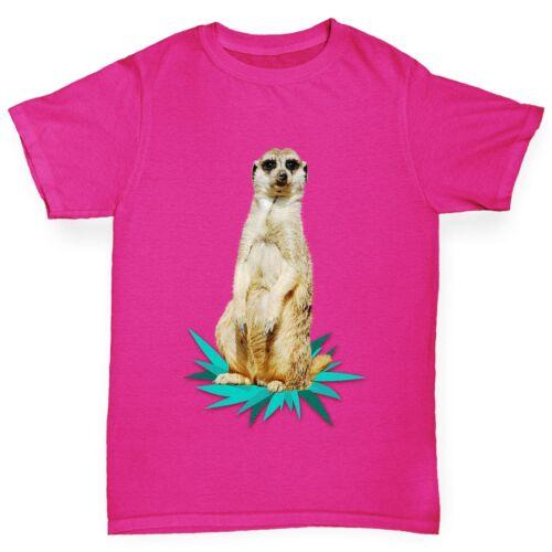 Twisted Envy jolis Suricates Fille Drôle T-Shirt