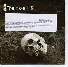(EA779) The Hours, Big Black Hole - 2009 DJ CD
