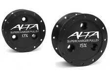 Alta Performance 02-07 Mini Cooper S 15% Supercharger (Super Charger) Pulley