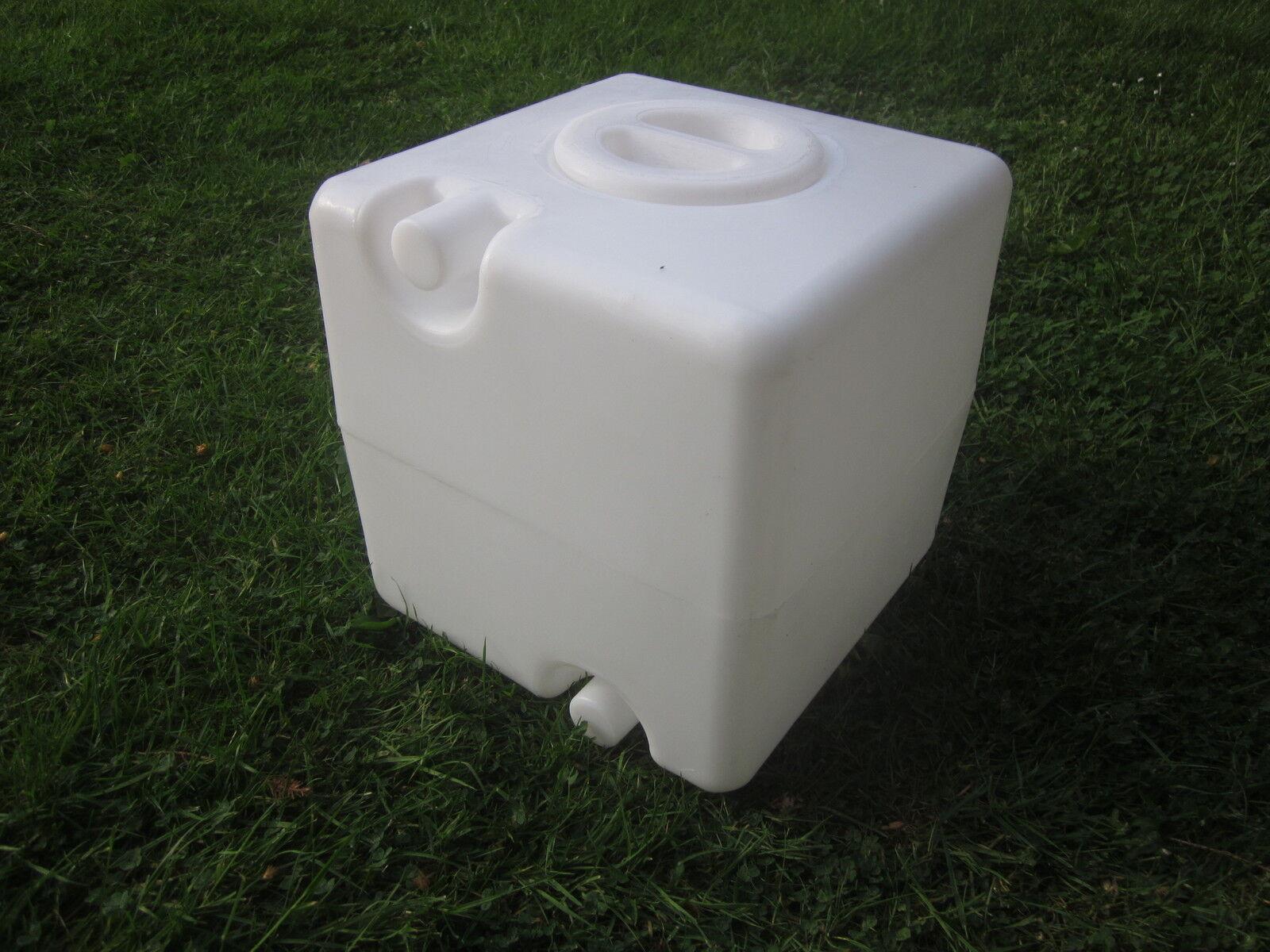 Wassertank, Frischwassertank, Frischwassertank, Wassertank, Abwassertank 30l  Wohnmobil Wohnwagen Stiefel 18d9bd