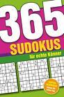 365 Sudokus für echte Könner (Taschenbuch)