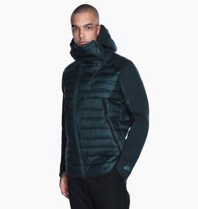 Nike Tech Fleece Aeroloft Hooded Jacket (Green) - XL - New ~ 806838 ... 78024749694e