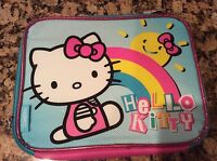 Hello Kitty Lunch Box Soft With Tags