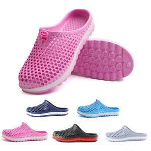 5b1c114b6ba8 Image is loading Summer-Sports-Beach-Breathable-Mules-Sandals-Home-Bath-