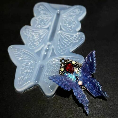 Butterfly Wings Silicone Mold-Kawaii Butterfly Resin Molds-Insect Butterfly Mold