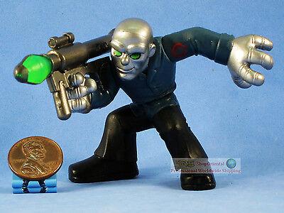 G.I Joe Combat Heroes Destro Movie Rocket Launcher