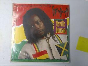 Neville-Duncan-Freedom-Vinyl-LP-1994-ROOTS-REGGAE