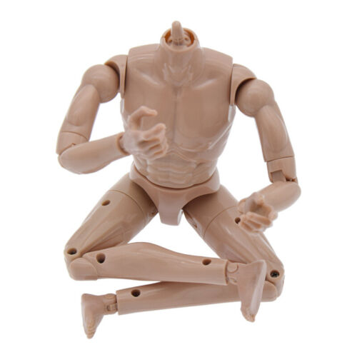 HeadPlay Narrow Shoulder 1:6 Scale Action Figure Male Nude Muscular Body Toys
