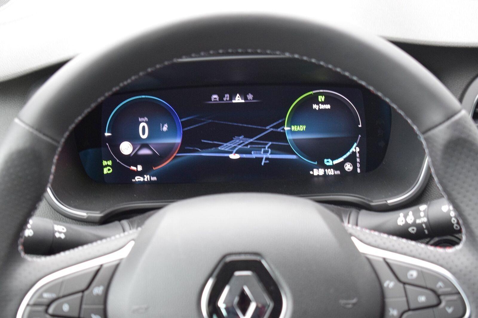 Renault Megane IV 1,6 E-Tech R.S. Line Sport Tourer - billede 8
