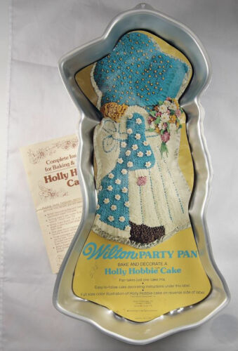 Holly Hobbie Cake Pan from Wilton 194
