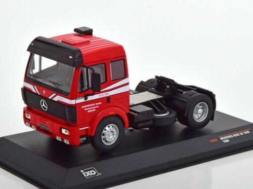 1:43 Ixo Mercedes SK 1948 1990 red//white
