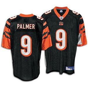 36c697d4 Cincinnati Bengals Carson Palmer Reebok Big Kids Youth Jersey Size ...