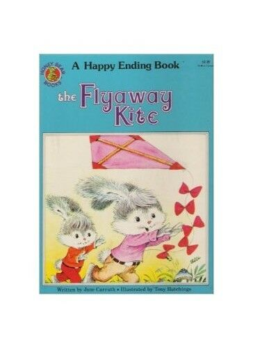 Fly-away Kite (Happy Endings Story Books) by Carruth, Jane Hardback Book The