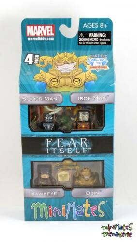 "Marvel Minimates peur elle-même /""The Mighty/"" Box Set"